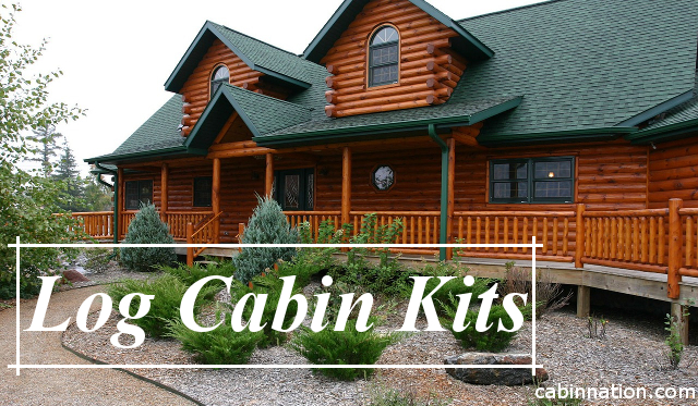 Log cabin kits custom log home cabin plans and prices for Cabin designs and prices